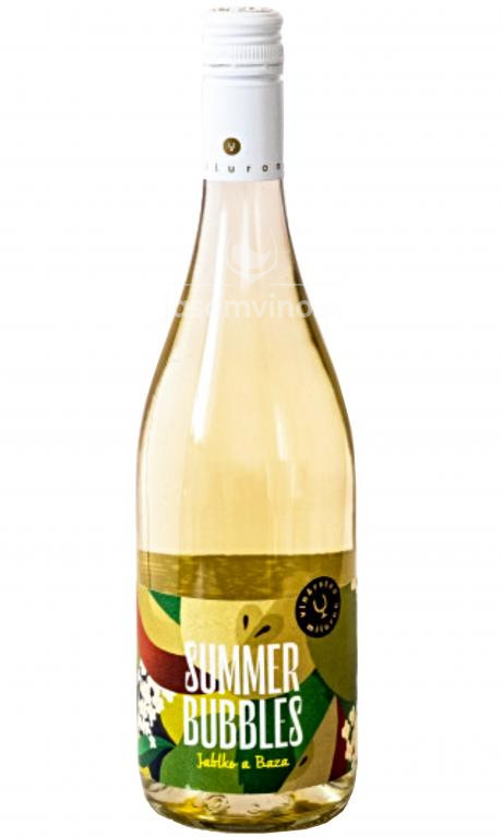 Summer Bubbles Jablko/Baza