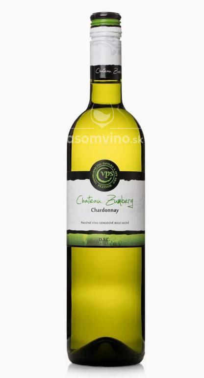 Chardonnay Chateau Zumberg 2020 suché