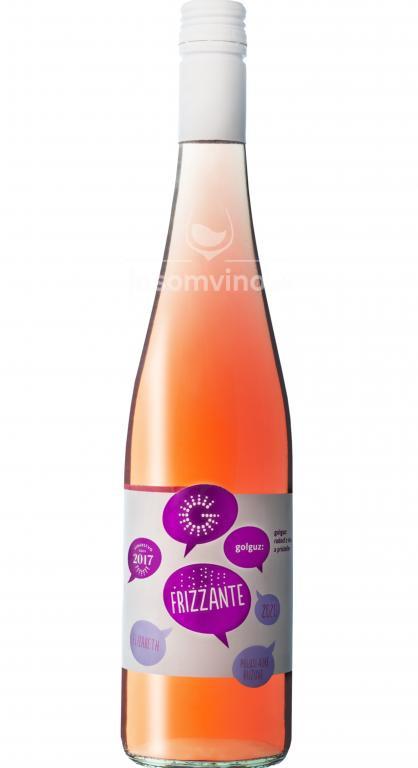 Frizzante Elizabeth rosé 2020 polosladké