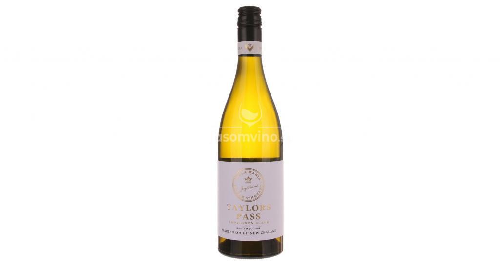 Sauvignon Blanc Single Vineyard Talylor pass 2020 suché