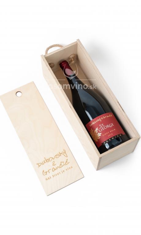 Pinot Noir 1,5L MAGNUM edícia