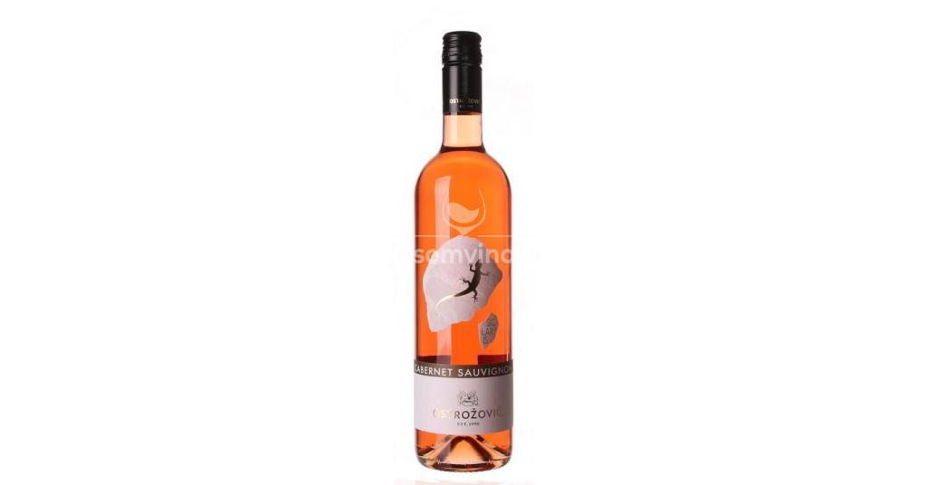 Cabernet Sauvignon rosé Solaris 2020 polosuché
