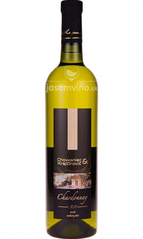 Chardonnay 2020 suché