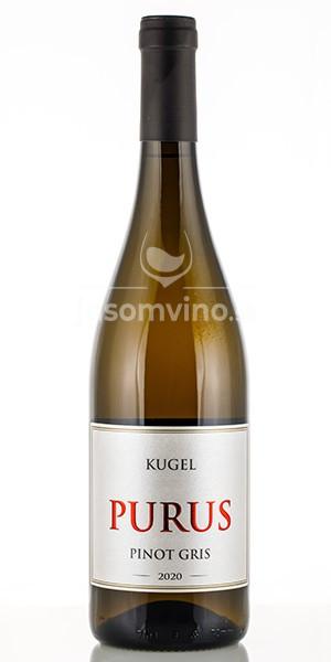 Purus Kugel Pinot gris 2020 suché