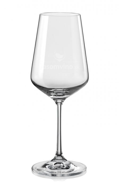 Poháre na víno 350 ml