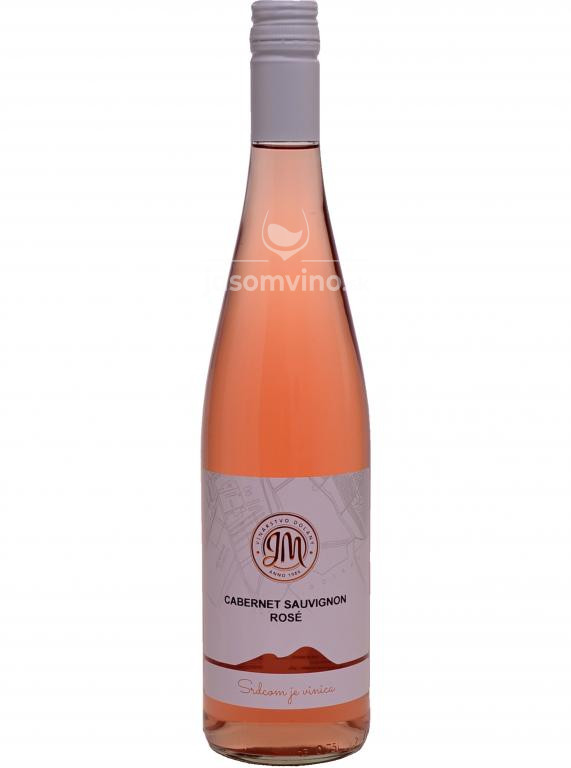 Cabernet Sauvignon rosé 2019 polosuché