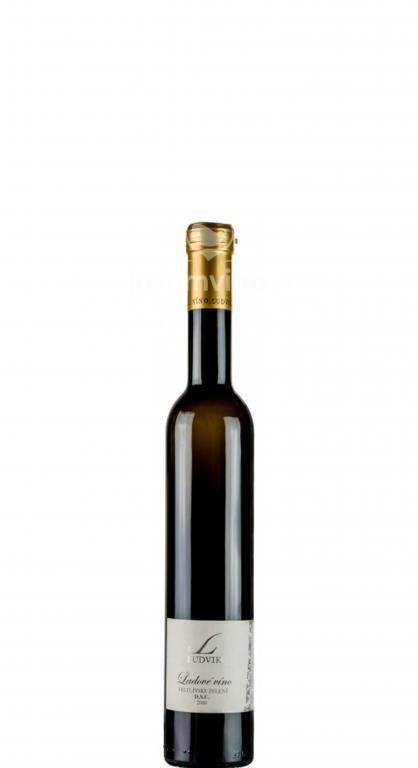 Veltlínske zelené Ľadové víno 2016 sladké
