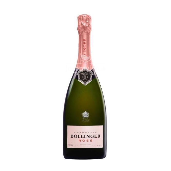 Champagne Bollinger Rosé Brut, AOC, brut