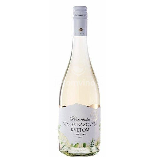 Bazovinka Víno s bazovým kvetom sladké