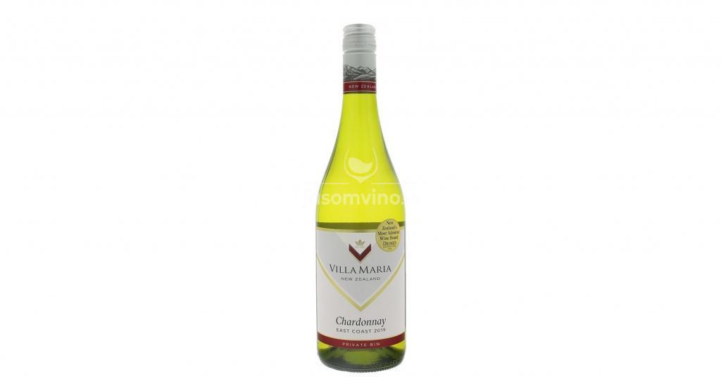 Chardonnay Private Bin Villa Maria 2019 suché