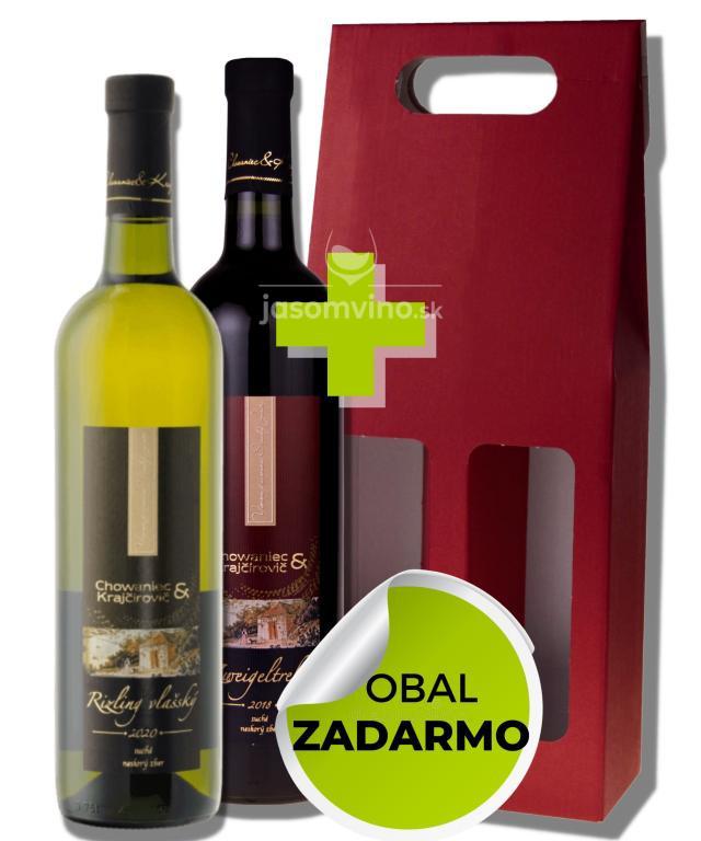 Akciový set vín ONA a ON