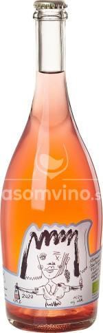 Pinot Noir rosé PET-NAT 2020 suché