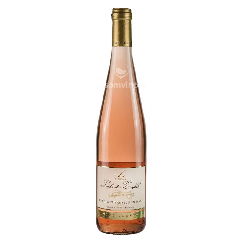 Cabernet Sauvignon Rosé 2020 suché