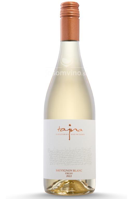 Sauvignon blanc fresh 2020 suché