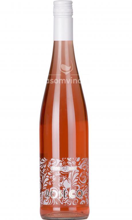 Frizzante rosé perlivé 2019 polosuché