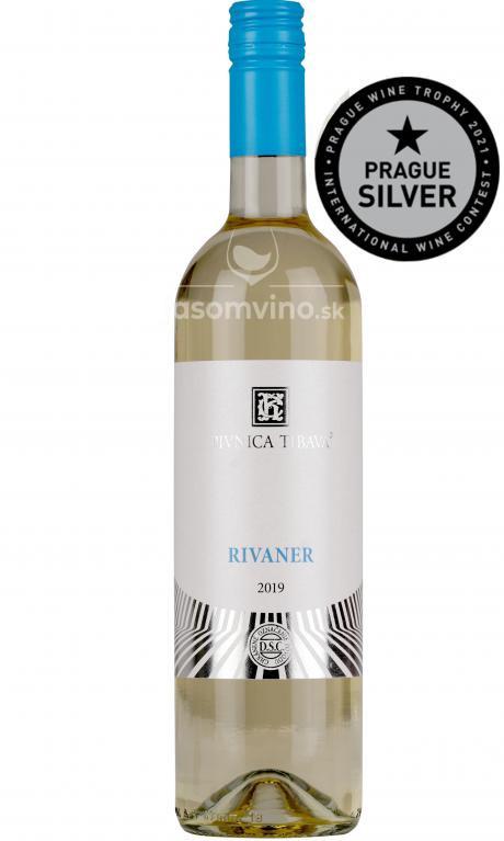 Rivaner - Müller Thurgau 2019 suché